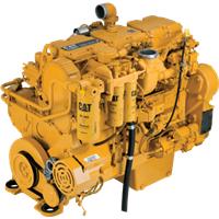 Caterpillar C15 Acert Diesel Engine