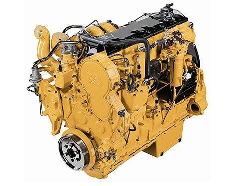 Caterpillar C15 Diesel Engine Block