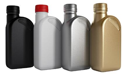 Diesel Engine Oil Containers