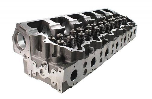 ULTRA PERFORMANCE LOADED CYLINDER HEAD FOR CATERPILLAR C15 C15 ACERT 3406E WITH FIRE RINGs
