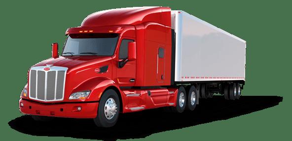 Diesel Semi Truck